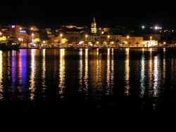 makarska-at-night