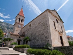 makarska-church